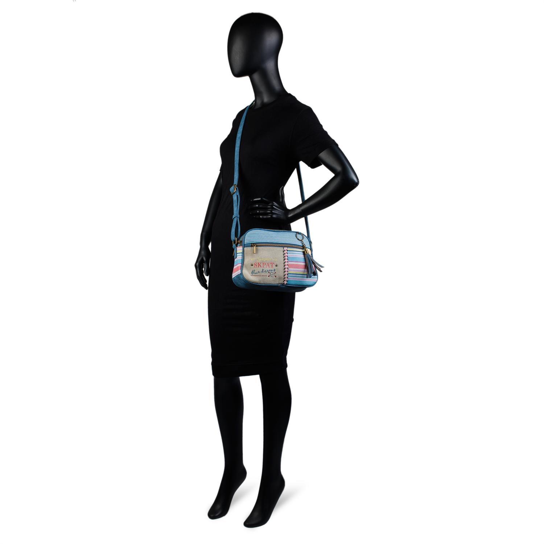 Lois Modelo Saint Claire Bolso Bandolera Pequeño De Mujer. 2 Compartimentos Independientes 302583 6