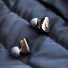 Tanchjim-écouteurs HIFI avec câble détachable en métal, oreillettes dynamiques, haute résolution, 3.5mm
