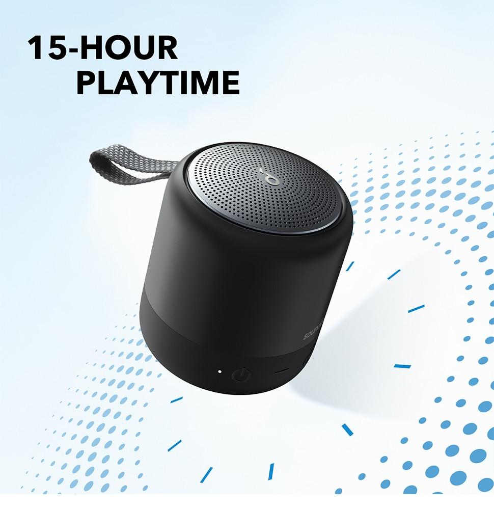 Anker Soundcore Mini 3 Bluetooth Speaker 9