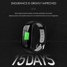 GPS Fitness Activity Tracker Smart Bracelet Sport Waterproof Blood Pressure Watch Sleep Monitor Smart Band Wristband