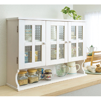 Export Japanese solid wood side cabinet, kitchen cabinet, seasoning cabinet, bowl cabinet, water cabinet
