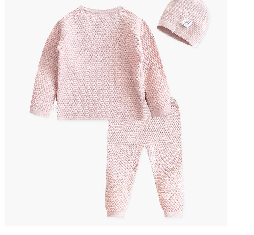 Baby sweater set of 2 pieces 3