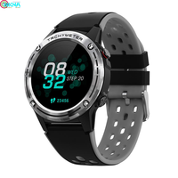 GPS Smart Watch Bluetooth Call Compass Altitude Watches Heart Rate Fitness Tracker Smartwatch For Android Huawei Samsung Xiaomi