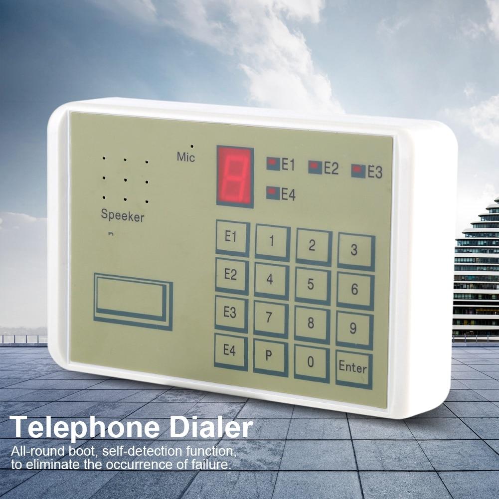 auto-dialer assaltante segurança casa sistema de alarme