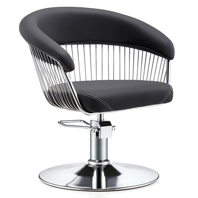 Chair Hair Salon Special Stool Can Lift Hair Cut Chair High-end Minimalist European Barber Shop