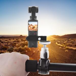 Image 3 - Staffa per biciclette per FIMI PALM Pocket Gimbal Camera supporto per bici da esterno per fimi palm accessori per fotocamera cardanica palmare