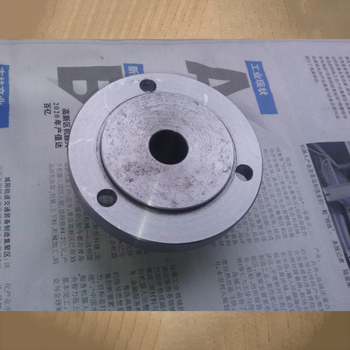 125/130/160/200 chuck flange, chuck connection motor shaft flange, engraving machine, fourth shaft, bracelet polishing