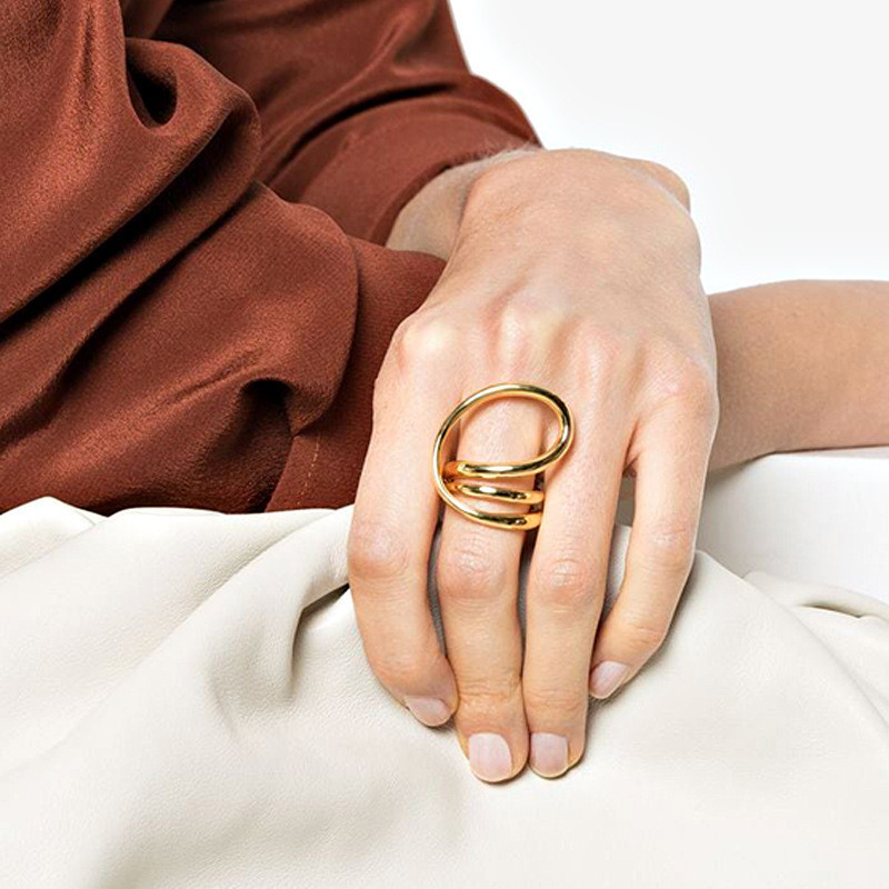 HUANZHI-2020-New-Gold-Sliver-Color-Metal-Twisted-Ring-Simple-Irregular-Hollow-Multi-Finger-Rings-for (4)_副本