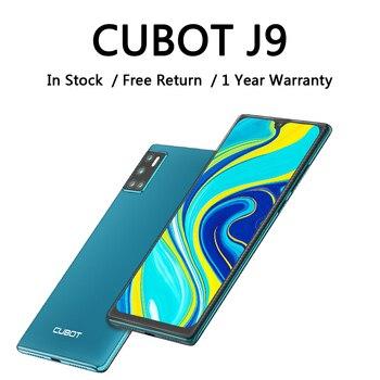 Перейти на Алиэкспресс и купить Смартфон CUBOT J9, 4200 мАч, 13 МП, Android, 6,2 дюйма, две SIM-карты
