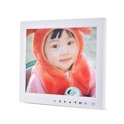 FULL-10 Inch HD Digital Photo Frame Desktop Album/Display Image/1080P MP4 Video/MP3 Audio/TXT EBook/ Clock /Calendar /Support Au