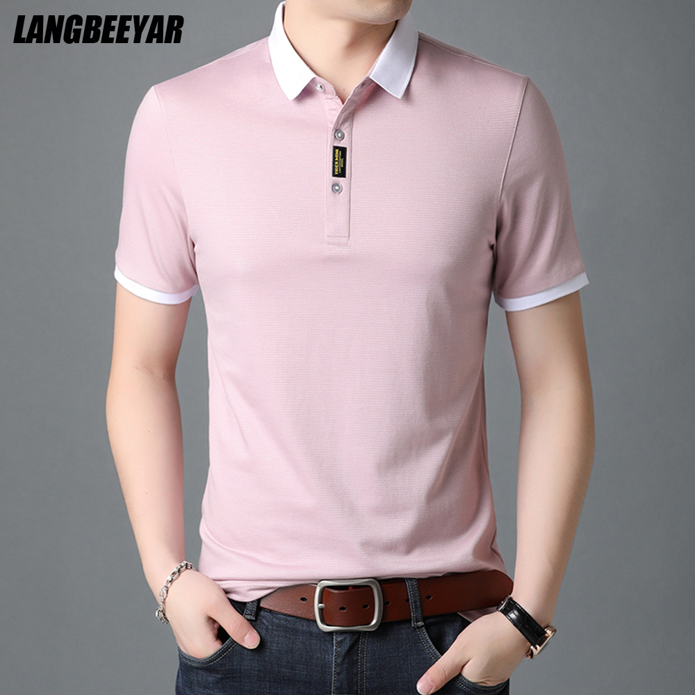 Best Top 10 Polo Shirts Korean Mens List And Get Free Shipping A706