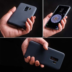 Image 4 - Funda de silicona líquida Original, funda suave y sedosa para Samsung Galaxy S10 Lite/S10E S8 S9 NOTE 8 9 10 con caja