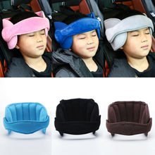 Fixed-Sleeping-Pillow Headrest Support-Head Playpen Neck-Protection Safety Adjustable