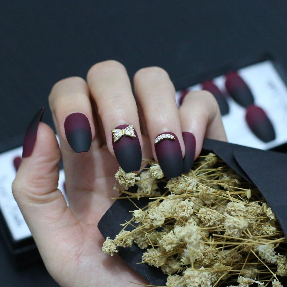 artesanal borboleta dourada falso prego ouro crescente 04