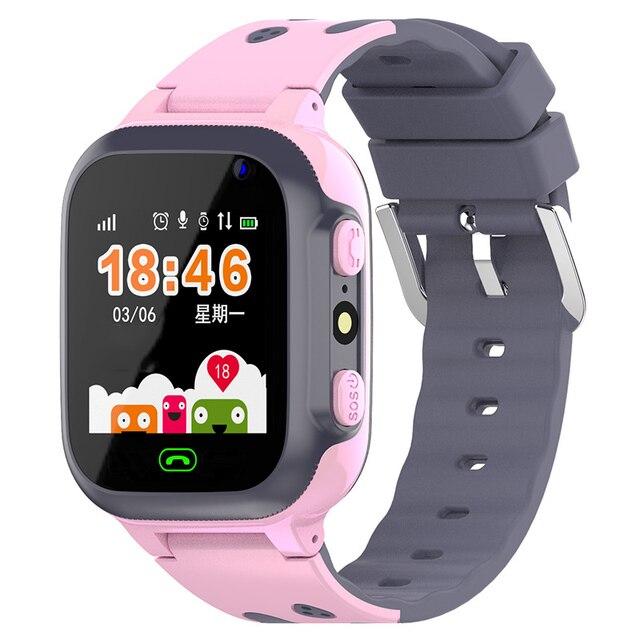 Z1 Smart Watch for Kids LBS Tracker SOS Call Anti Lost Baby Watch Children Phone Watches for Boy girls pk Q50 Q60 Q528 Q90 Q100 1