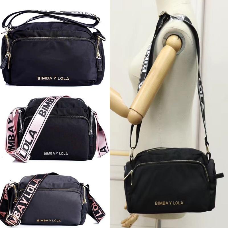 KEDANISON Good Quality Bimba Y Lola Bolsos Crossbody Bag  Free Shipping