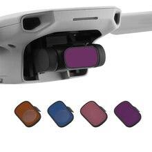 Комплект фильтров для камеры dji mavic mini nd4 nd8 nd16 nd32