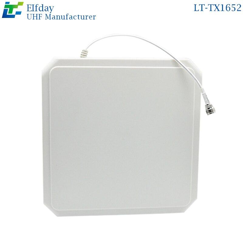 LT-TX1652 UHF Circular Polarized Antenna 4DBI Freezer Management Archive File RFID Reader External Antenna