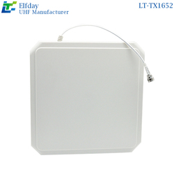 LT-TX1652 UHF Circular Polarized Antenna 4DBI Freezer Management Archive File RFID Reader External Antenna