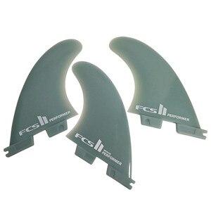 Image 1 - מקורי מוצרים FCS השני השחקן/כור זכוכית להגמיש גלשן 2 סנפירי או 3 סנפירים בינוני