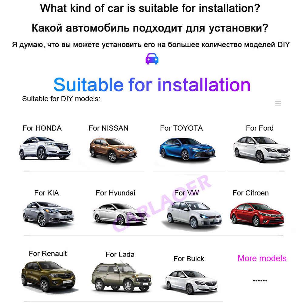 """2 الدين أندرويد 8.1 سيارة الوسائط المتعددة مشغل فيديو 7 """"العالمي 2DIN ستيريو راديو السيارة لتحديد المواقع ل Volkswagen نيسان هيونداي كيا تويوتا"""