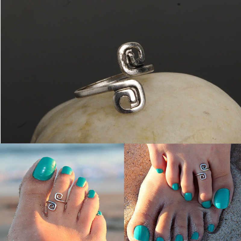 Retro Bohemian มงกุฎคริสตัลแหวน Knuckle แหวนชุด Steampunk Anillos Anel แหวนทอง Silver Moon เครื่องประดับของขวัญนักเรียน