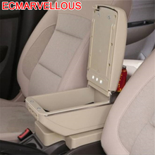 Upgraded Modification Car-styling Car Arm Rest Modified Parts Interior Auto Decorative Armrest Box 14 15 16 17 FOR Toyota Yaris