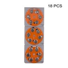 Işitme cihazı pil PR48 1.4V turuncu Tab çinko hava düğmesi hücre güç piller e13 değiştirir 13 13A A13 DA13 P13 ZA13