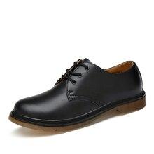 1461 3 Глаз Обувь Мужчины Сапоги Мужчины Обувь Бизнес Кожаные Ботинки Мода Мужской Свадебный Рабочей Водонепроницаемый Повседневная 2020
