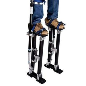 "Image 1 - 24 "" 40"" อลูมิเนียมฉาบStiltบันไดรองเท้าDrywall PlasteภาพวาดStilts Stage Propsตกแต่งภายในStand"
