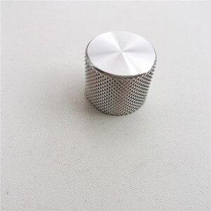 Алюминиевая пластиковая ручка потенциометра 21,5*17 мм, 4 шт., колпачок потенциометра для автомобильного переключателя, кодировщик для усилите...