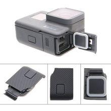 Seite Tür Abdeckung USB C Mini HDMI Port Seite Protector Ersatz für GoPro HERO5/6/7 Schwarz UV Filter Objektiv Reparatur teile Zubehör