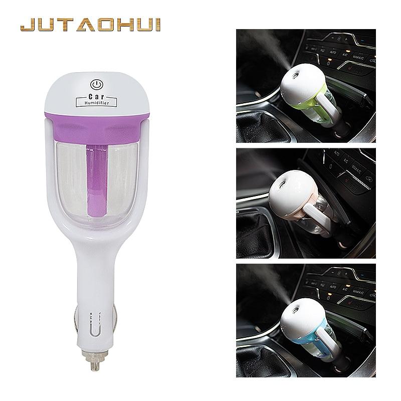 Free Shipping Car Steam Air Humidifier Aroma Diffuser Mini Air Purifier Aromatherapy Essential Oil Diffuser Mist Maker Fogger