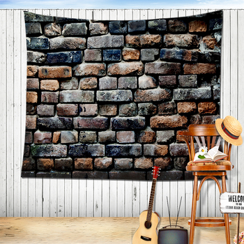 3D Stone Wall Decor Indian Tapestry Hippie Wall Hanging Wandkleed Mandala Tapestry Wall Fabric Beach Cloth  Gothic Home Decor