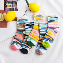 Socks 23-Pairs Autumn Winter Women for Fatmir Xhilaj B 23-pairs/-3-/4-/.. Personality