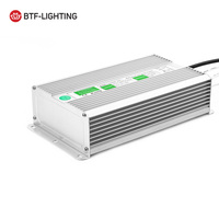12V impermeable IP67 LED fuente de alimentación transformador adaptador de tira de LED de 10w 20w 30w 36w 45w 50w 60w 80w 100w 120w 150w 200w 250w