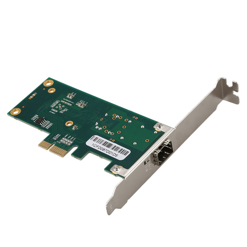 Горячая сетевая карта для Intel I210 чип 1G Gigabit Ethernet/Сетевая карта(NIC), один порт RJ45, PCI Express 2,1X1