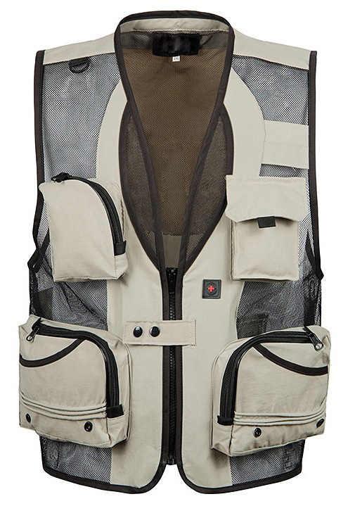 Mens 크리스마스 장비 카디건 조끼 양복 조끼 플러스 사이즈 XXXL 5XL 겉옷 사진 작가 민소매 자켓