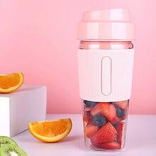 Portable Juicer Blender Machine Extractor Food-Processor-Maker Electric-Mixer Fruit-Smoothie