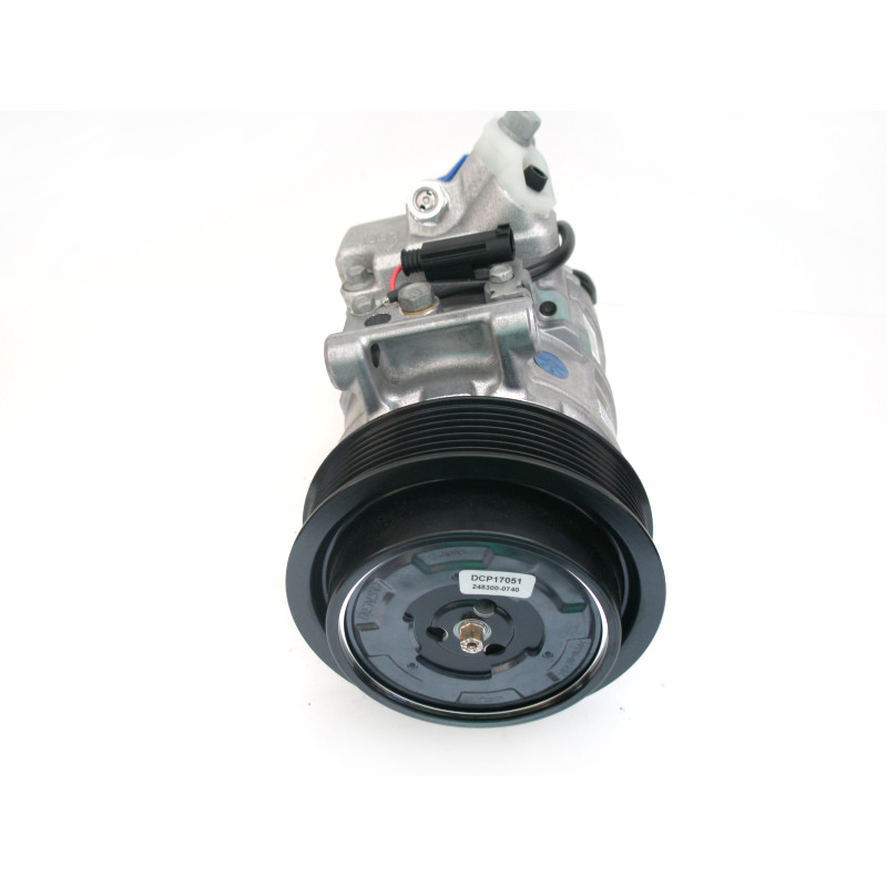 Фото - For DENSO Compressor DCP17051 конд. MB SLK (R171) ID. no 6SEU14C (D SHK. 110mm; p. t. 7; 12 V) for denso compressor dcp32005 конд audi skoda vw id no 6seu14c d shk 110mm p t 6 12 v