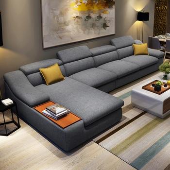 Sectional Lounge Sofa Furniture 1