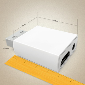 Image 3 - MAYFLASH สำหรับ Wii TO HDMI Adapter Converter สนับสนุน 720P1080P 3.5 มม.สำหรับ HDTV