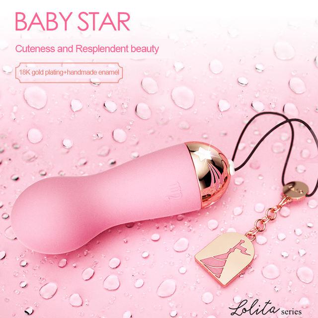 ZALO Baby Star Bullet Vibrator