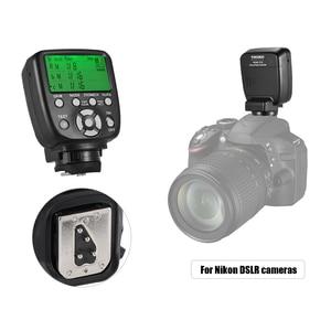 Image 2 - YONGNUO disparador de Flash inalámbrico YN560 TX II, controlador trasero para Yongnuo YN 560III YN560IV RF 602 II para Canon Nikon