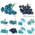 Blue Wreaths Decor C...