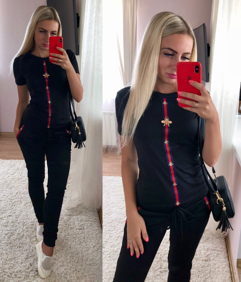 2020 Women Clothes Hot Spring Street T-shirt Tops And Pants