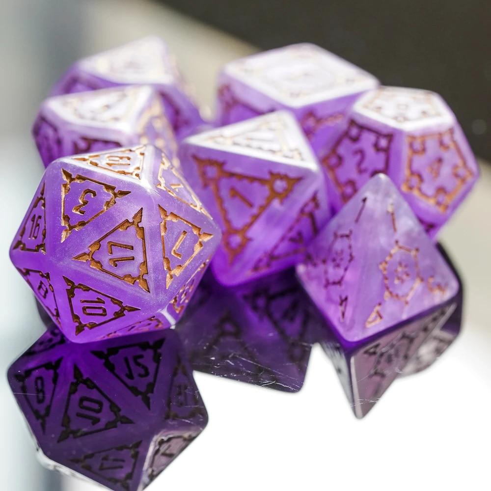 Giant DnD dices set