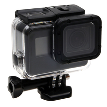 45m Underwater Waterproof Case for GoPro Hero 6 5 7 Black Diving Protective Cover Housing Mount Go Pro Accessory