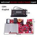 Универсальная индукционная плита Модифицированная плата ремонт электрическая плита запасные части схема микрокомпьютерный контроллер