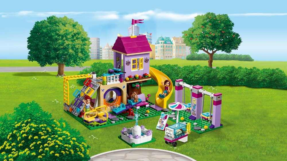 Bela Building Blocks 10774 Compatible Friends Heartlake Compatible Legoinglys 41325 Model Toys for Children